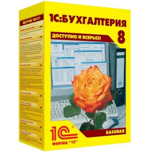 Программа 1С Бухгалтерия
